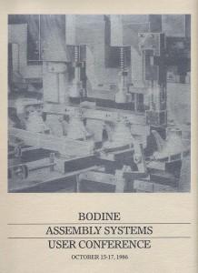 Bodine Assembly Brochure