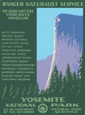 Yosemite Post Card