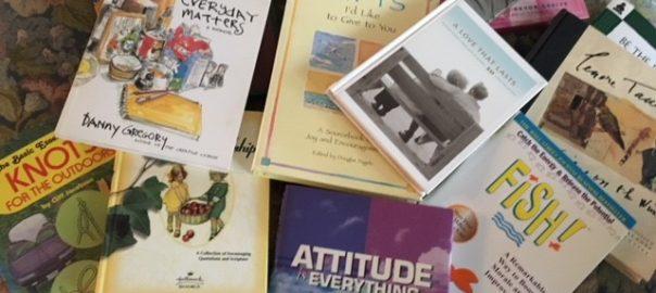 MA's Gift Books